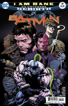 Batman #19 - I Am Bane Part Four (Issue)