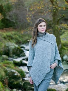 Ireland's Eye Knitwear available at #HouseofIreland