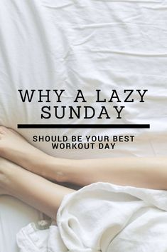 Perhaps Sunday is a day of rest BUT it could your very best workout day of the whole week. Get off your ass and get exercising and working out on a Sunday. You could be missing out on your best progress. Rest Day Workouts, Fun Workouts, Body Workouts, Sunday Workout, Workout Days, Fitness Tips, Fitness Motivation, Health Fitness, Cardio Routine