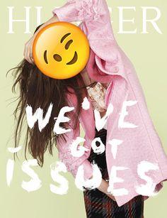 Hunger's Emoji Makeover