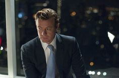 Simon Baker in Margin Call