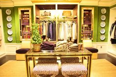Tory Burch Madison Avenue: Part Deux | Ellegant Home Design store
