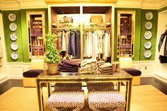 Tory Burch Madison Avenue: Part Deux | Ellegant Home Design store