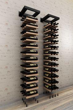 Weinkeller - Schwimmende Weinlagerung The Best Flowers For Spring Article Body: After a l Wine Rack Design, Wine Cellar Design, Wine Rack Storage, Wine Rack Wall, Wine Bottle Storage, Wine Rack Cabinet, Modern Wine Rack, Wine Cellar Modern, Industrial Wine Racks