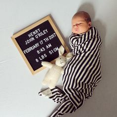 Baby Announcement Birth Announcement Milestone Picture Baby Milestone Felt board Baby Fashion