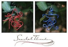 Scarlet Threads #chinese Christmas Ornaments #fairtrade