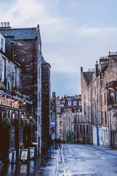 Edinburgh, one of my favorite cities in the world! Places Around The World, Oh The Places You'll Go, Places To Travel, Places To Visit, Around The Worlds, The Road, Scotland Travel, Adventure Is Out There, Dream Vacations