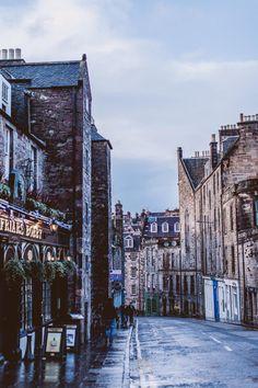 Edinburgh, Scotland by daniel farò