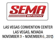 The 2015 SEMA Show is a largest automotive trade show and will be held November 3 - November 6 in the Las Vegas Convention Center, LAS VEGAS, NEVADA is related to the automotive products trade event. SEMA trade show was attracted 60,000 domestic and international buyers with around 2,000 newly introduced parts, tools and components in 2014.