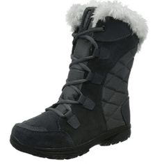 Columbia Women's Ice Maiden II Cold Weather Boot, Shale/Dark Raso, 12 M US >>> Learn more by visiting the image link. Best Winter Boots, Black Snow Boots, Snow Boots Women, Winter Snow Boots, Winter Shoes, Cold Weather Boots, Boots For Sale, Waterproof Boots, Shopping