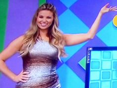 Amber Lancaster - The Price Is Right (11/6/2014) ♥