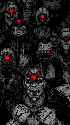 Arte Cyberpunk, Cyberpunk 2077, Gaming Wallpapers, Animes Wallpapers, Samsung Galaxy Wallpaper, Robots Characters, Fictional Characters, Samurai, Spiderman