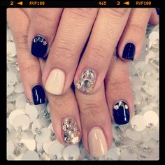 Gel manicure...Laquenailbar Gel Manicure, Nails, Girly Girl, Hair Makeup, Nail Polish, Hair Beauty, Nail Art, My Style, Ongles