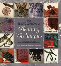 The Encyclopedia of Beading Techniques by Withers & Burnham - Jimali McKinnon - Álbuns da web do Picasa