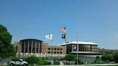 Wheaton, DuPage County Government Center, 505 County Farm Road, Wheaton, Illinois USA