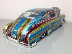 Top informations about lowrider model cars - Best selected pictures, tips and images Custom Hot Wheels, Custom Cars, Lowrider Model Cars, Plastic Model Cars, Model Cars Kits, Custom Paint Jobs, Car Storage, Car Painting, Hot Cars
