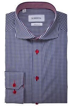 Iden Navy Men's Shirt
