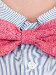 boys and their bowties.