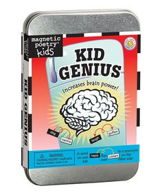 Loving this Kid Genius Magnet Learning Kit on #zulily! #zulilyfinds