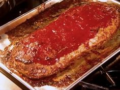 Turkey Meatloaf via Ina Garten. Trust--it's amazing. I cut the recipe to just 1lb of ground turkey. Check the comments on the page for the breakdown.