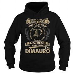 Cool DIMAURO-the-awesome Shirts & Tees