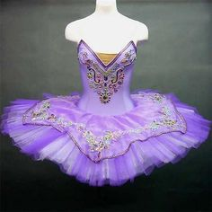 Professional Ballet Tutu Classical Competition Performance Dance Costume