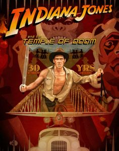 Temple of Doom https://www.etsy.com/listing/180817387/indiana-jones-inspired-art-print-by?ref=shop_home_active_6
