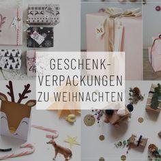 Geschenkverpackungen zu Weihnachten Gallery Wall, Blog, Frame, Home Decor, Packaging, Xmas, Gifts, Homemade Home Decor, Blogging