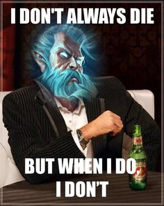 When I play Zilean Tips for League of legends so hot