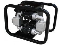 Dual Rotary Vane Diesel Transfer Pump