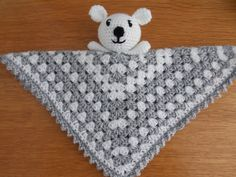 Cuddle blanket for baby Knuffeldoekje