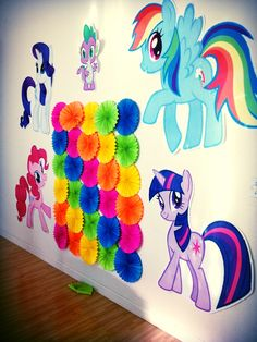 My Little Pony Wall Part 24