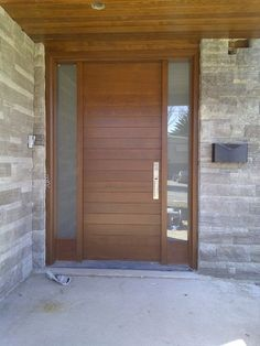 Entrance doors from Italy - modern - front doors - vancouver ...