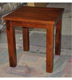 Indyjski drewniany #stół Model: sf-01 @ 640 zł. Zamówienie online @ http://goo.gl/ECES6k