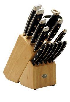 Hampton Forge HMC01B607A Continental 15-Piece Cutlery Set