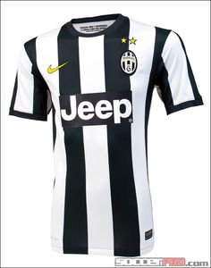 Nike Juventus Home Jersey 2012-2013...$76.49