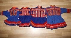 Sámi boy's clothes