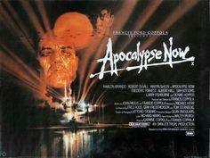 Apocalypse Now quad movie poster