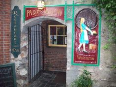 Paddy's Hollow! love this restaurant! Wilmington, NC