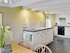 Overhaven (ref in St Minver, near Wadebridge, Cornwall English Country Cottages, Cornwall, Easter, Inspired, Kitchen, Inspiration, Home Decor, English Country Houses, Biblical Inspiration
