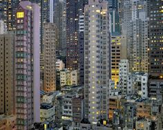 architecture of density | hong kong | michael wolf