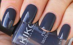 Kiko 381 Purple Grey