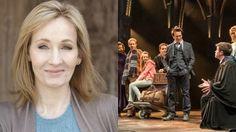 """J.K. Rowling se pronuncia sobre rumor de que """"Harry Potter e a Criança Amaldiçoada"""" viraria filme"""