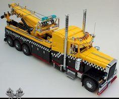 LEGO Peterbilt Tow Truck