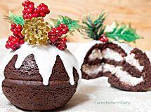 Palline di Natale Cioccolato e Mascarpone | Ricetta dolce