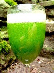 Green smoothie/juice recipes