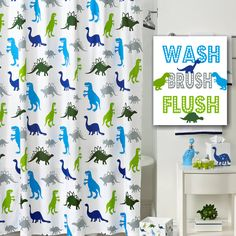 Kaleen Rugs Dinosaur Bathroom Wall Art Dinosaur Kids Bathroom Wall Art Boy Bathroom Wall Art