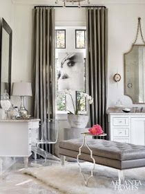 Love this vanity / dressing area.