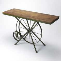Um should I get a bicycle console table