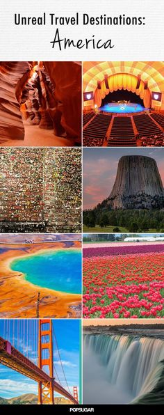 32 Surreal Travel Spots You Won't Believe Exist in America